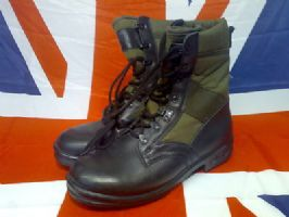 EX MILITARY GERMAN ARMY BALTES JUNGLE BOOTS
